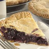 Blueberry Pie with a Twist (from King Arthur Flour)