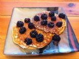Oatmeal & Vanilla Whey Protein Pancakes