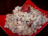 Risotto Mouselin (Rice and Prosciutto Dish), 320 g serving
