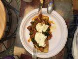 Cajun Andouille Sausage Omelette