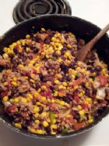 Chicken Black Bean & Corn Chili