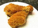 Oven Fried Chicken ( Healthy Version)