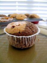 Peanut Butter Mocha Muffins