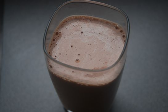 Carnation Banana Chocolate Breakfast Shake