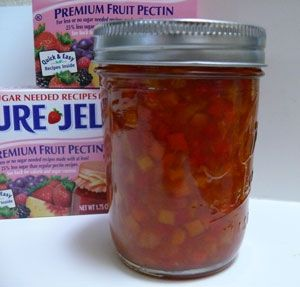 Cyndi's Sugar Free Spicy Pineapple & Sweet Pepper Spread