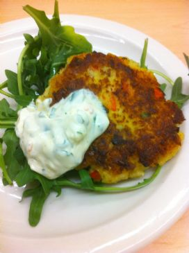 Crab Cakes with Spicy aioli