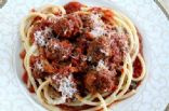 Classic spaghetti and meatballs Make over by