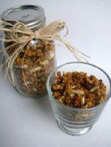 Oat Groat Pumpkin Spice granola