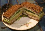 Ham, Avocado and Ricotta Ribbon Sandwiches