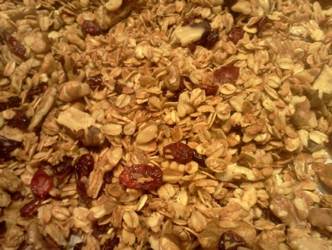 Super Nuts Granola w Walnuts