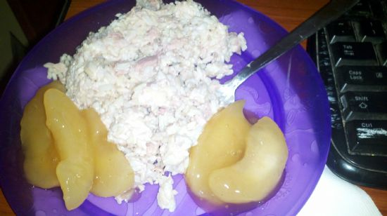 Tuna Salad, Rice
