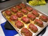 Awesome Mini Meatloaf