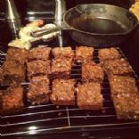 Almond & Chocolate Protein Bars