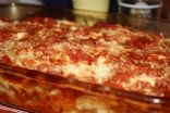 Turkey No Boil Lasagna