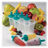 Protein Packed Frozen Yogurt Popcicles