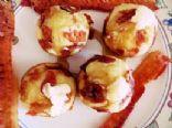 Bacon Pancake Bites