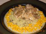 Jessica's Tarragon Chicken and Wild Rice