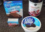 Easy Sugar Free Chocolate Brownies w/Frosting