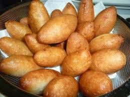 Hom Sui Gok (Dim Sum-Fried Pork Dumpling; 1 each)