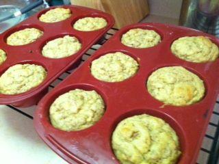 Dierbergs Banana Bran Muffins