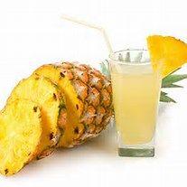 Pineapple Lemon Ginger Juice(Juicer recipe)