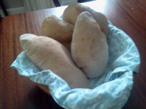 Whole wheat Pita Breads