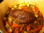 Homestyle Beef Pot Roast