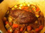Homestyle Beef Pot Roast