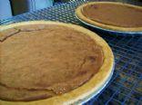 Eggless Apple Butter Pie