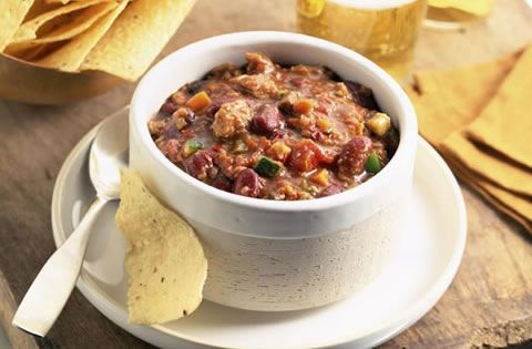 Fat burning chili