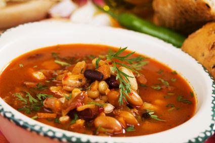 minestrone soup recipe sparkrecipes - Olive Garden Minestrone