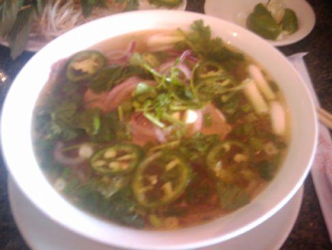 Vietnamese Beef Pho_Gloria Suarez
