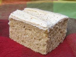 Maple White Cake