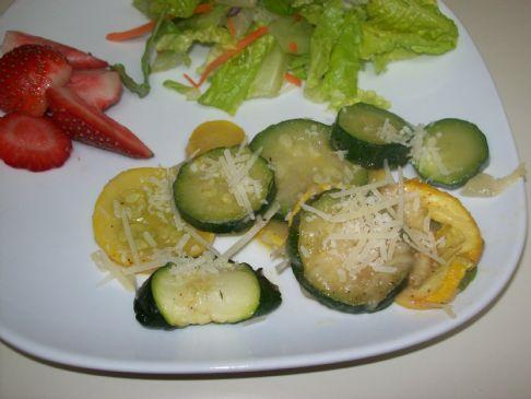 Squash Milanese