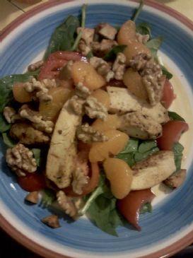 Yummy Spinach Saladd