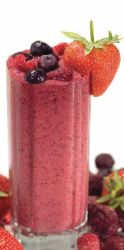 Easy Two-Ingredient Tropical Smoothie