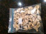 Uszka; little ears (Polish Mushroom Dumplings)