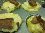 Easy Bacon and Egg Muffins