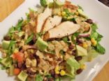 Zone Chicken Taco Salad