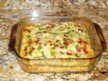 Low Carb Egg Bake