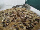 Chocolate Chip Pizza Cookie Recipe from The Veggie Gourmet