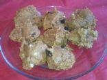 Jaynee's Sugar-free Pumpkin Spice Cookies