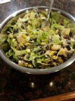 Lynz's Fabulous Fiesta Chicken Salad
