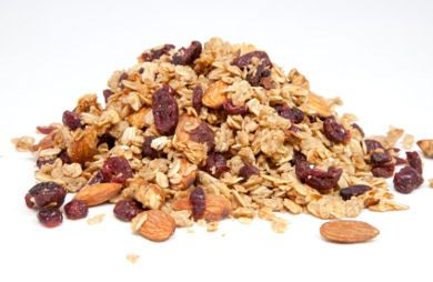 Wildly Addictive Peanut Butter Granola
