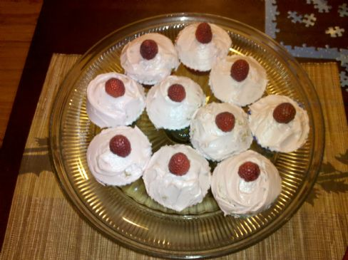 Vanilla Cream Soda Cupcakes