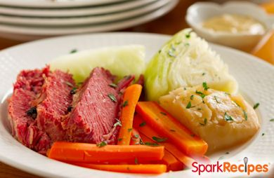 Corned Beef and Cabbage