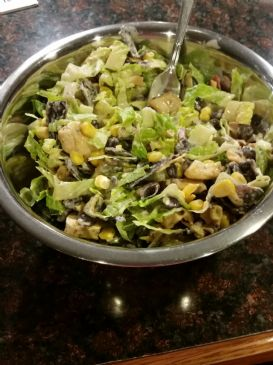 Lynz's Fabulous Fiesta Chicken Salad
