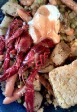 Easy Hot Crawfish Dinner