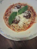 35 Calorie Tomato Basil Sauce