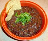 Sue's Quick and Easy Seasoned Black Beans